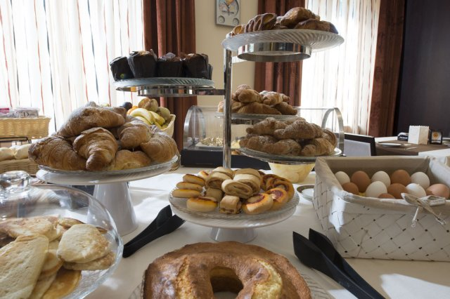 Breakfast - Hotel Guglielmo Wellness & SPA